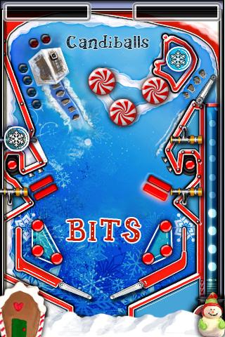 Screenshot B.I.T.S Pinball Candiballs