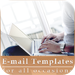 Email Template for all Occasions  by Feel Social