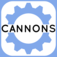 Cannons: The Impossible Spinning Cannon Line Game